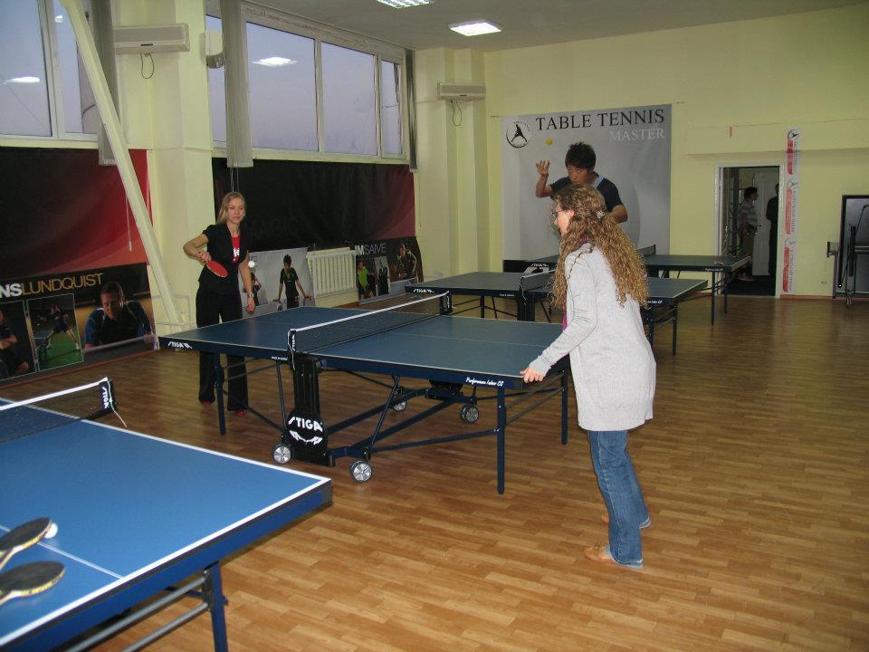 настольный теннис киев женская лига