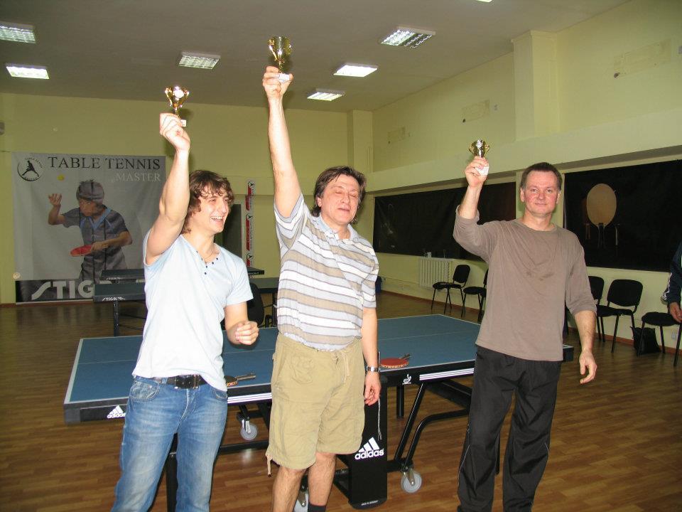 победители мужской лиги